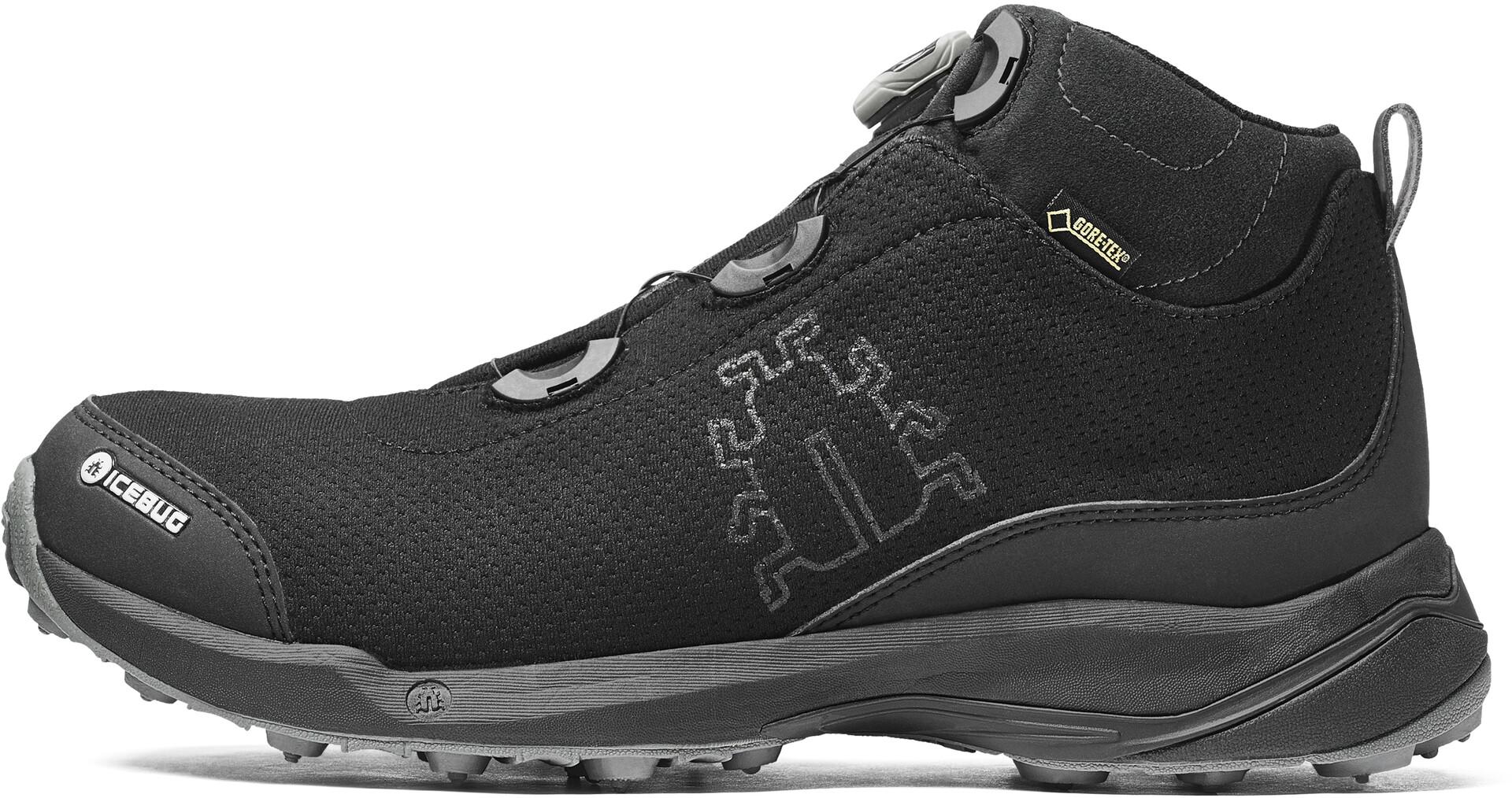 Chaussures Gtx Homme Noir Detour Bugrip Icebug Running jSzpqMVLUG